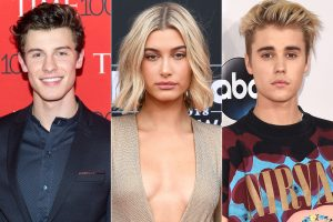 There is Nothing than Being Good Friends between Justin, Hailey, and Shawn