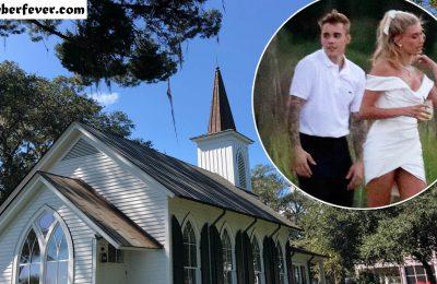 Tempat Pernikahan Bersejarah Justin Dan Hailey Bieber Di Carolina Selatan